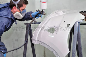 фарбування та ремонт бамперів у луцьку