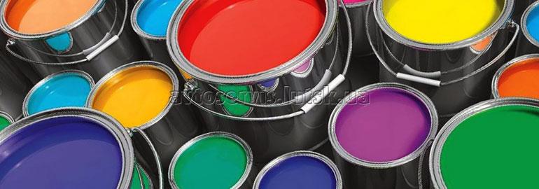 підбір автомобільної фарби